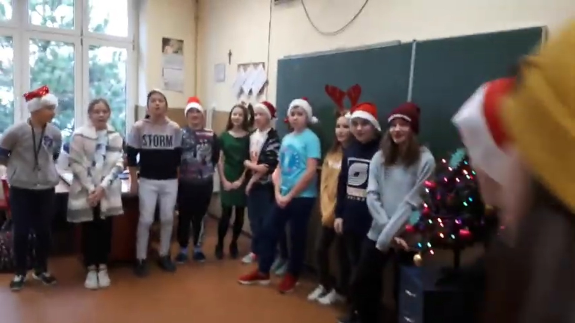 eTwinning  Christmas Carol Video Exchange - Obrazek 1